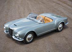 1955 Lancia Aurelia B24S Spider America (s/n 1009)
