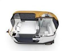 Relatert bilde Cube Car, Yanko Design, Consciousness, Camping, Adventure, Vehicles, Nature, Pictures, Campsite