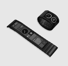 Amazing flexible smartwatch!