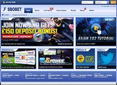 เทคนิคแทงบอลออนไลน์กับ SBOBET สูตรทำเงินของฝรั่ง