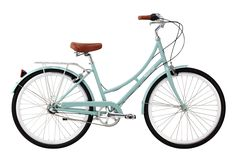 Pure City Step-Through Bike With its sweeping curves, the Pure City Step-Through has the classic look of a cobblestone street with a smooth modern feel. Whethe