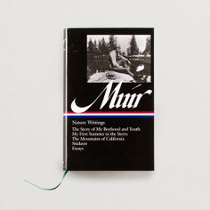 Nature Writings, John Muir