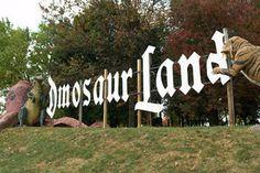 Dinosaurland, Virginia