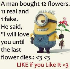 Top 30 Funny Minion Memes - That's true! – Random Funny Minion quotes AM, Tuesday August … Informations Abou - Sassy Quotes, Love Quotes Funny, Funny Love, Funny Kids, Humor Quotes, Hilarious Sayings, Funny Humor, Men Humor, Funny Stuff