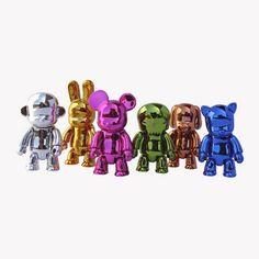 Mini Toys Metal