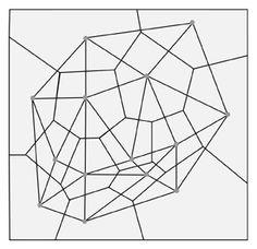 irregular polygon art - Google Search