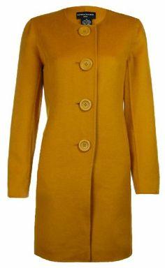 Sutton Studio Delface Long Jacket Curry 24