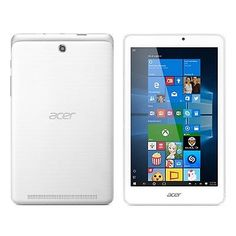 """Acer ICONIA W1-810-14ZE 32 GB Net-tablet PC - 8"""" - In-plane Switching (IPS)"""