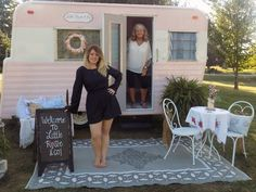 Little Rosie & Co. mobile salon takes beauty everywhere!