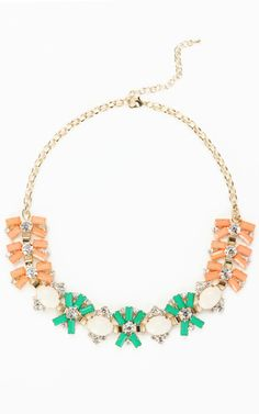 Be the Statement Necklace