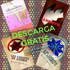 DESCARGA GRATIS MIS LIBROS EN KINDLE  ⇨ www.amazon.com/author/alisonoropeza