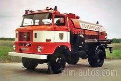 IFA W50 AL Feuerwehr Bild