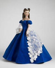 Barbie collector Gone with the wind Scarlett