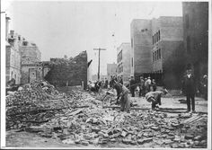 The fire at Binghamton Clothing Co., on July 22, 1913, claimed 31 lives and proved to be the deadliest fire in Binghamton's history.
