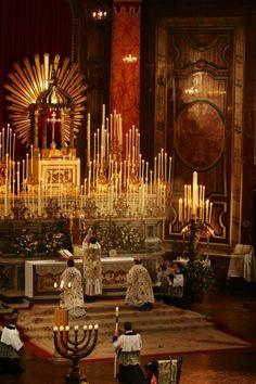 Gaude, mater ecclesia