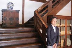 創設者・柳宗悦にはじまり、濱田庄司、柳宗理、小林陽太郎に続く5代目の館長
