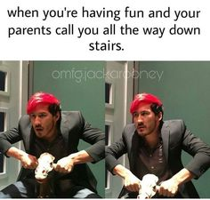 Every time! My ma is sooo good at iming