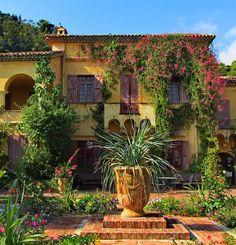 ღღ Jardin botanique du Val Rahmeh, located in Menton, Côte D'Azur/France