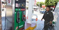 Incremento al precio de gasolina en Tijuana