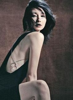 Maggie Cheung for Qeelin Jewelry 2012 Ads
