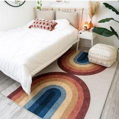 Ikea Bedroom, Bedroom Decor, Bed Against Wall, Big Girl Rooms, White Rooms, Bedroom Colors, Bedroom Green, New Room, House Design
