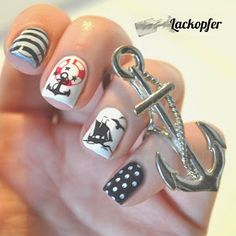 RainPow Nails: Mairitim - Ahoi!