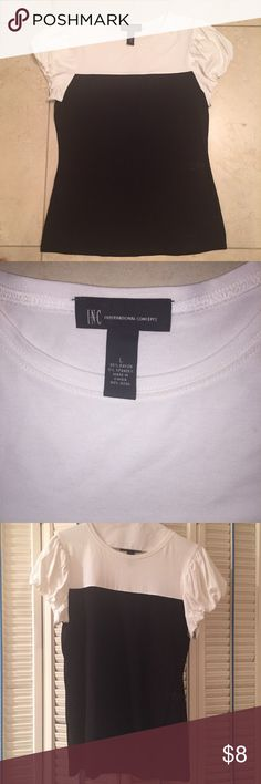 INC top size large Size large excellent condition and only worn once! INC International Concepts Tops Blouses