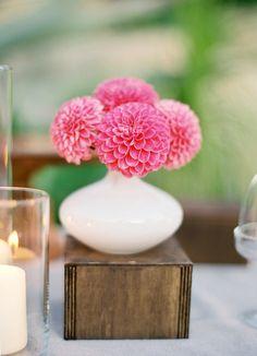 #centerpiece  Photography: Jose Villa Photography - josevillaphoto.com Event Design and Planning: Beth Helmstetter Events - bethhelmstetter.com Floral Design: Holly Flora - hollyflora.com  Read More: http://www.stylemepretty.com/2013/07/10/10-summer-wedding-ideas-we-love/