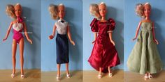 1978 Darci Doll Cover Girl Platinum Clothes Lot Diana Prince Naval Uniform Vtg #Kenner #DollswithClothingAccessories