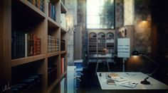 Crescente Biblioteca Detail by Pamuk Ufuk