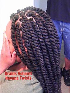 havana twists - so shiny. so neat. so long. so nice! braid styles havana twists braid styles for kids hair Twist Braid Hairstyles, Twist Braids, Protective Hairstyles, Girl Hairstyles, Protective Styles, Wedding Hairstyles, Easy Hairstyles, Updo Hairstyle, Wedding Updo