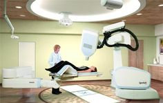 CyberKnife - the alternative to surgical cancer treatment, best radiosurgery on the market! Spine Surgery, Medical Imaging, Brain Tumor, Medical News, Cancer Treatment, Spinal Cord, Lung Cancer, News Channels, Doctors