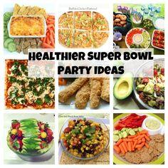 Healthier Super Bowl