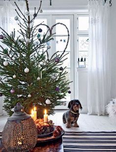 73 Beautiful Examples Of Scandinavian-Style Christmas Decorations 14-1-e1480344330409