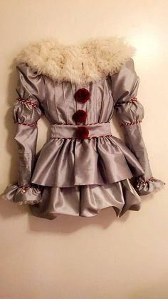 Theatrical Grade  Pennywise Clown costume