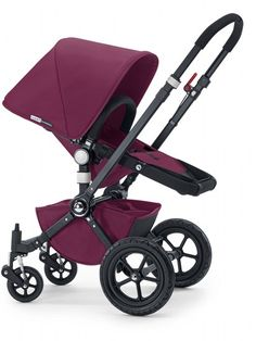 Bugaboo Cameleon Deep Purple hits the streets in March!  Completely lovable! http://www.geojono.com/