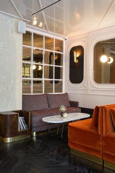 Hôtel Panache – Reception