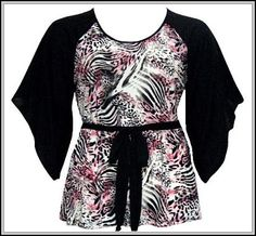 Shop at Kathy's Curvy Corner for Trendy Plus Size Fashions including a large collection of shirts, tops and blouses for today's curvy woman