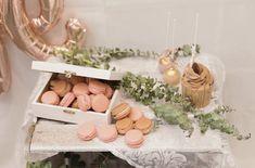 Macarons boho wedding Hochzeit
