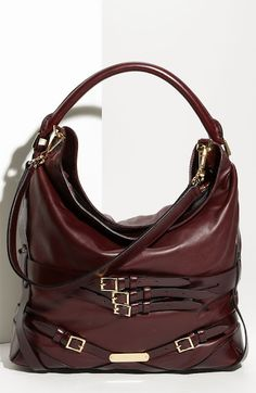 Still rather liking this Burberry bag