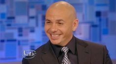 ~ Pittbull Born Armando Christian Perez (Pittbull's) journey from the streets of Miami to International stardom guest on the Katie Couric show Armando Christian Perez, Katie Couric, Pit Bulls, My Man, Miami, Journey, Street, Pit Bull, Pitbulls