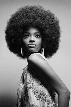 Black Fashion Stars The Effective Pictures We Offer You About natural afro hairstyles men A quality Black Power, Natural Afro Hairstyles, Natural Hair Styles, Black Girl Aesthetic, Vintage Black Glamour, My Black Is Beautiful, Big Hair, Short Hair, Poses