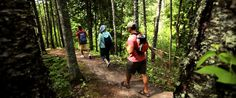 Hiking Trails | Walking & Running | Travel Wisconsin -- also includes articles re: outdoorsy WI fun.