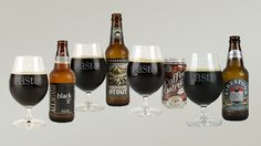 Embrace the darkness. We blind-tasted and ranked 51 American stouts. Coffee stouts, oatmeal stouts, milk stouts, they're all here.