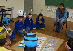 Projeto Autor Presente na Escola Estadual João Pollo em São Marcos-RS