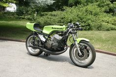 1970 Kawasaki H1R by loudbike, via Flickr  So awesome...just bad ass.