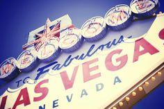 Retro Las Vegas Wall Mural | Eazywallz
