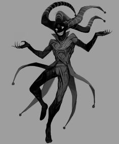 A small dump of my vaguely-spooky character designs! - Album on Imgur