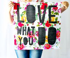 Poppytalk: Best of DIYs | Paper Cut-Inspired Wall Hanging