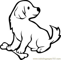 all children love puppies print out this colouring in page for them to complete for